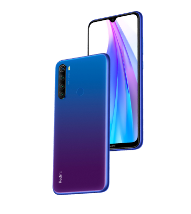 Redmi Note 8T 3/32GB (синий)