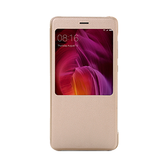 Redmi Note 4 Smart Cover Gold