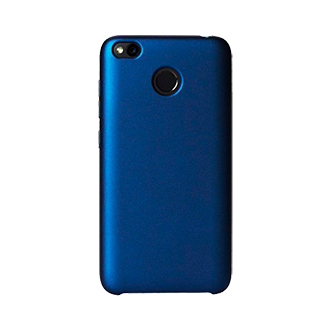 Redmi 4X hard case blue