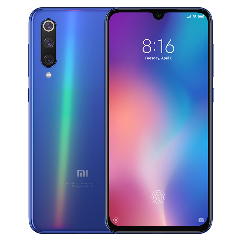 Mi 9 SE 6/128GB Blue рюкзак xiaomi mi mini backpack 10l light blue