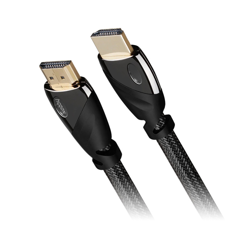 Nobby NBE-HC-15-01 HDMI-HDMI v2.0, 1,5 м (черный) фото