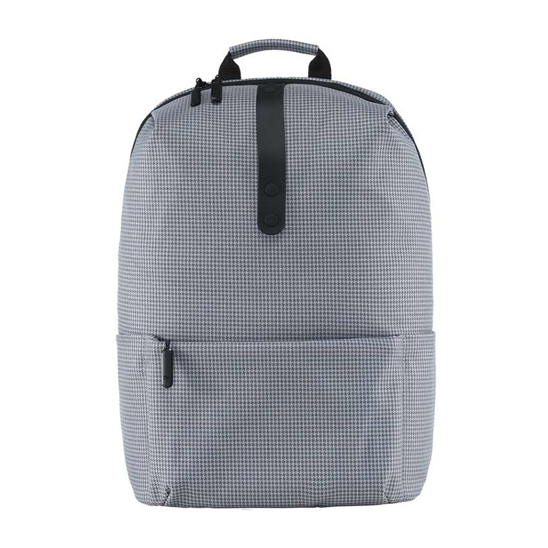 Рюкзак Mi Casual Backpack Grey рюкзак xiaomi mi mini backpack 10l light blue