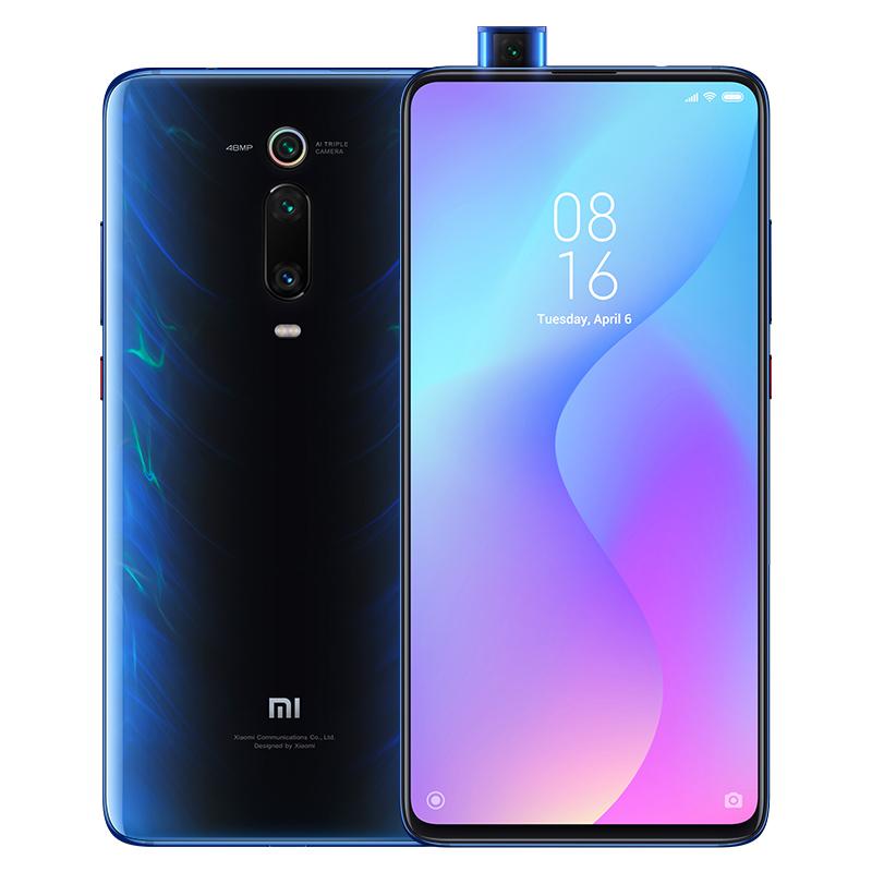 Mi 9T 6/64GB (синий) Xiaomi. Видеообзор