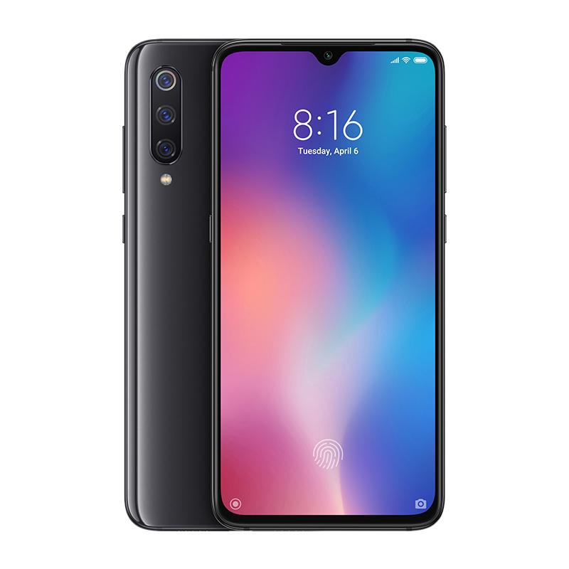 Mi 9 6/64GB Black смартфон xiaomi mi max 3 black 8 core 1 8ghz 4gb 64gb 6 9