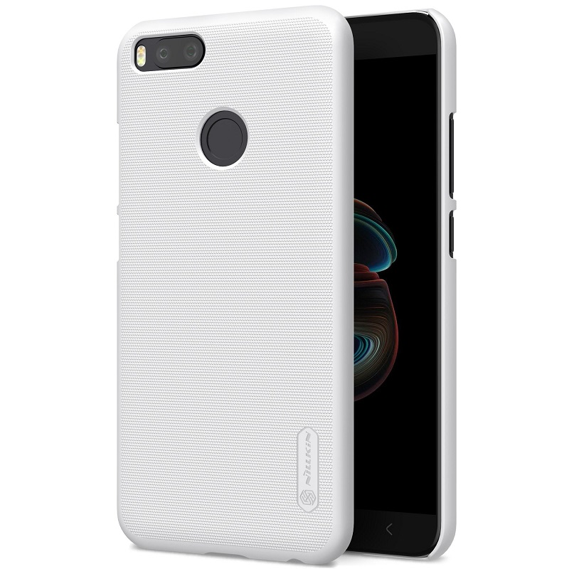 Nillkin Super Frosted Shield для Xiaomi Mi A1 (белый)