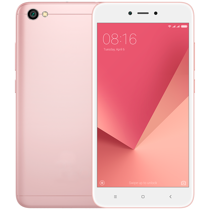 Redmi Note 5A Rose Gold tochic tpu protective soft case for xiaomi redmi note 5a