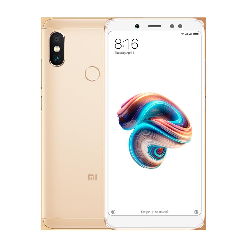 Redmi Note 5 3/32 Gold смартфон xiaomi redmi note 5 3 32gb black