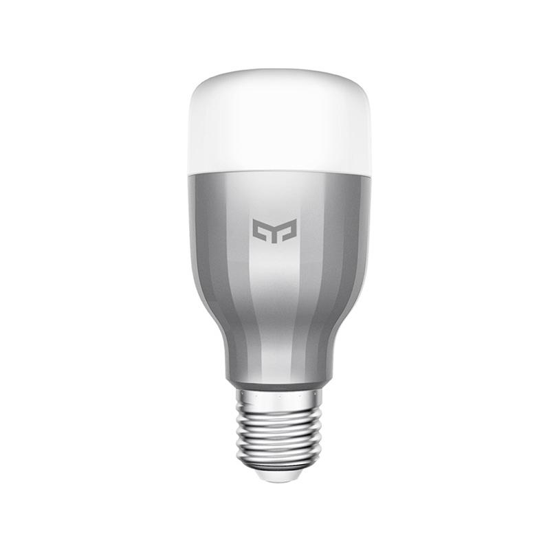 Лампа Yeelight LED Smart Bulb (Цветная) лампочка xiaomi yeelight smart led bulb color white yldp06yl