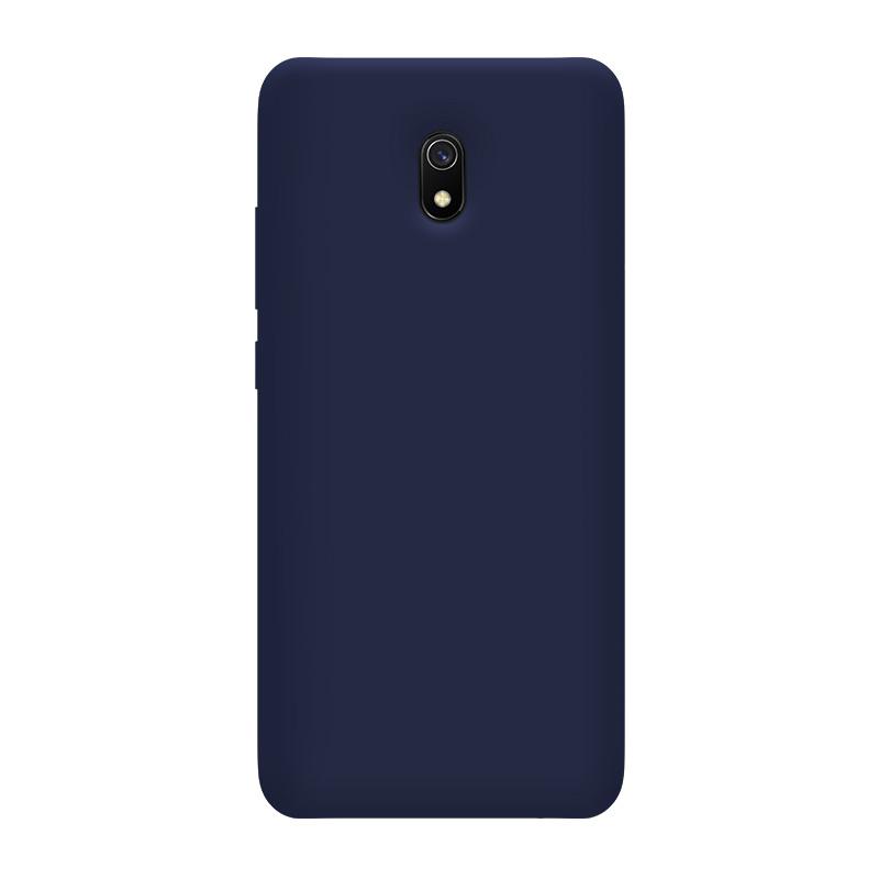BoraSCO Hard Case для Xiaomi Redmi 8A (синий) фото