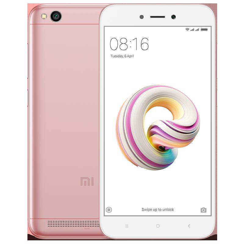 Redmi 5A Rose Gold смартфон xiaomi redmi 5a 16gb rose gold