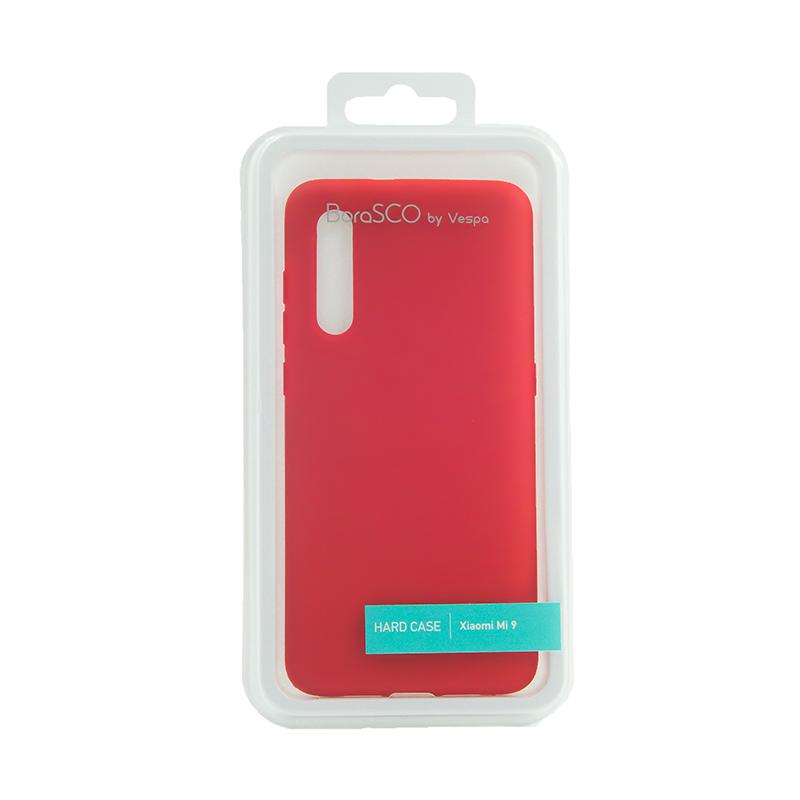 Чехол Hard Case для Xiaomi Mi 9 Red чехол для планшета xiaomi mi city sling bagpack светло серый для планшетов 9 [zjb4070gl]