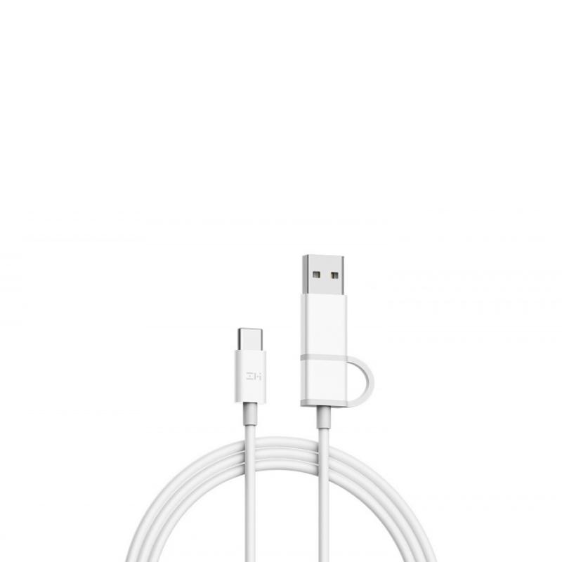 ZMI AL311 USB-C – USB-C/USB-A (белый)