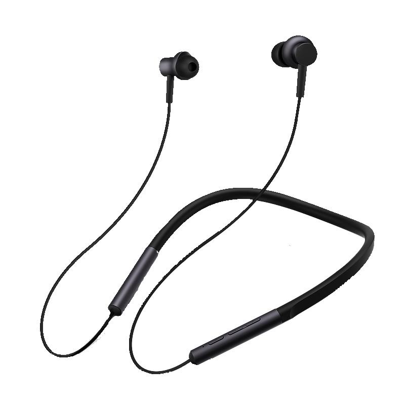 Mi Bluetooth Neckband Earphones Black стоимость