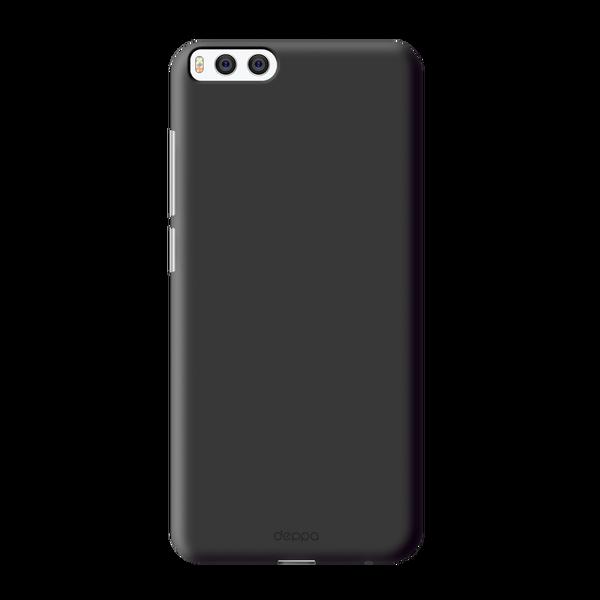 Чехол Air Case для Xiaomi Mi6, черный, Deppa prototip xiaomi mi 6 pokazalsia na snimkah
