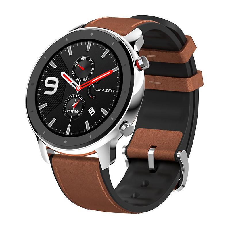 Умные часы Amazfit GTR 47mm (серый)