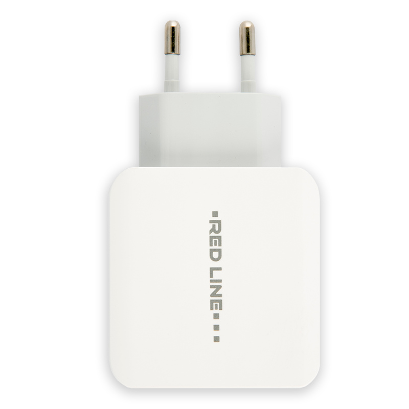 Red Line Superior 3 USB White зарядное устройство usb cellular line achsmusb5ww white