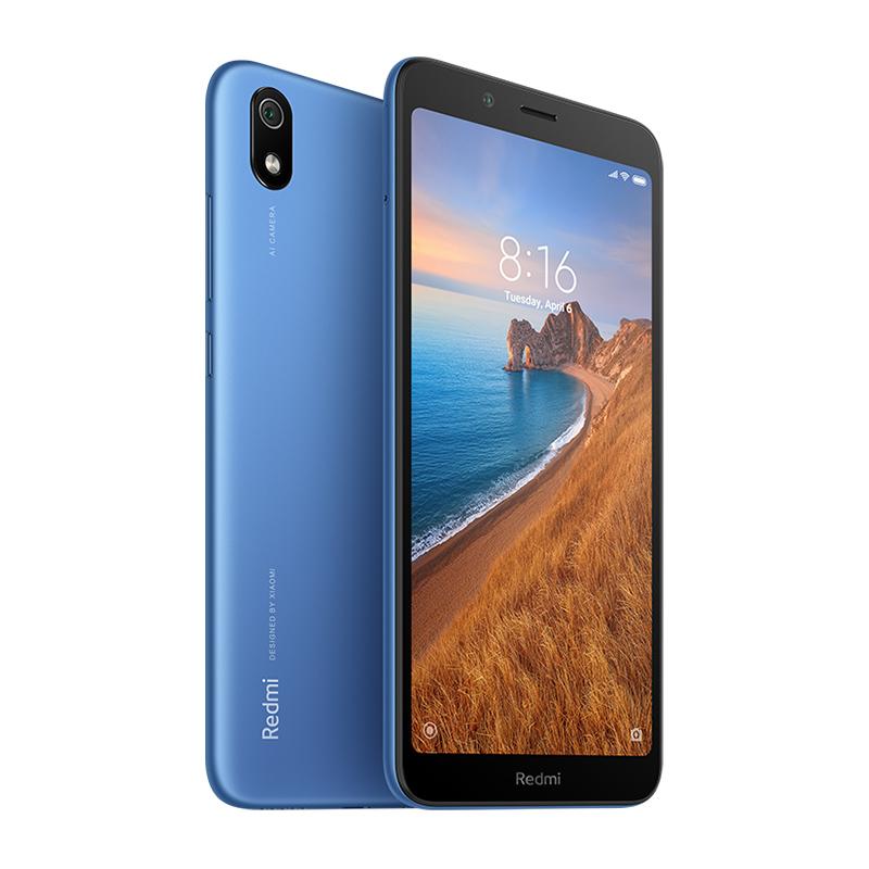 Redmi 7A 2/16GB (голубой) Xiaomi