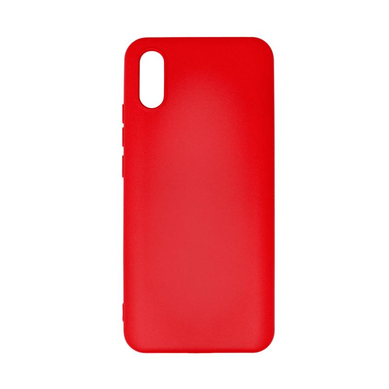 Фото - Чехол BoraSCO Microfiber Case для Xiaomi Redmi 9A (красный) чехол borasco microfiber case для xiaomi redmi 9a черный