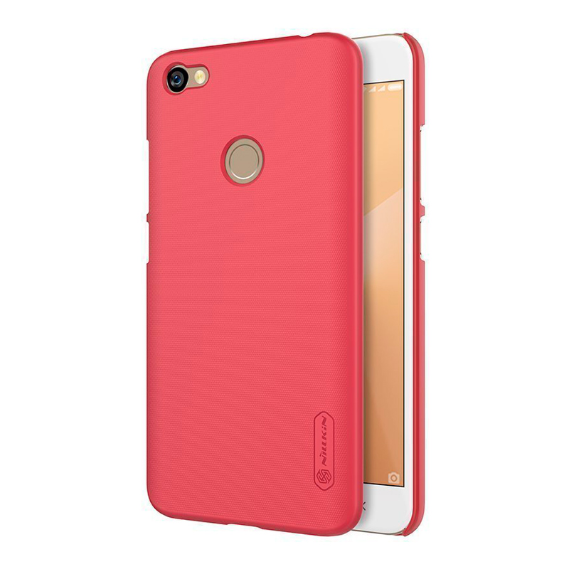 Защитный чехол Nillkin Super Frosted Shield для Xiaomi Redmi Note 5A Prime Red цена и фото