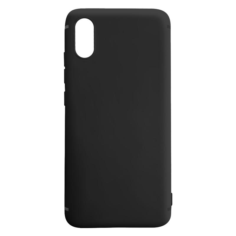 Защитный чехол BoraSCO Mate для Xiaomi Mi 8 Pro (черный)