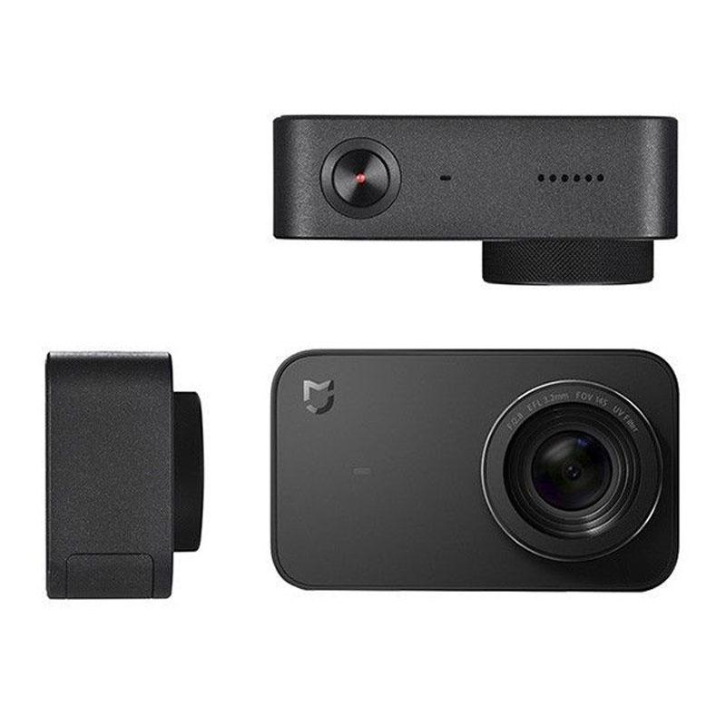 Mi Action Camera 4K BlackУмные устройства<br>Mi Action Camera 4K - экшен видеокамера Xiaomi с высоким разрешением съемки 3840x2160 и широким углом обзора 145 градусов. Стабилизация изображения, крутые селфи, сложный объектив и специальные режимы для качественной фото-съемки. Это больше, чем просто экшен камера.<br><br>Тип экрана: 99<br>Диагональ: 2.4<br>Макс. частота кадров видео: 30<br>Слот для карт памяти: есть, объемом до 64 ГБ