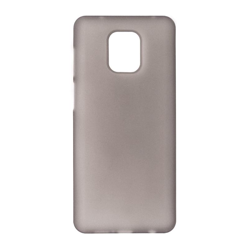 iBox UltraSlim для Xiaomi Redmi Note 9 Pro/ 9S (серый)