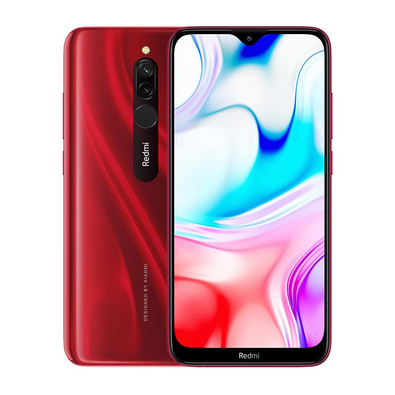 Redmi 8 3/32GB (красный)