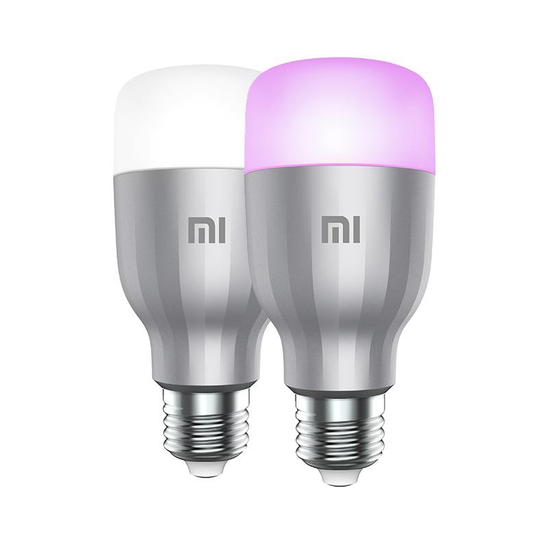 Mi LED Smart Bulb (белая и цветная)