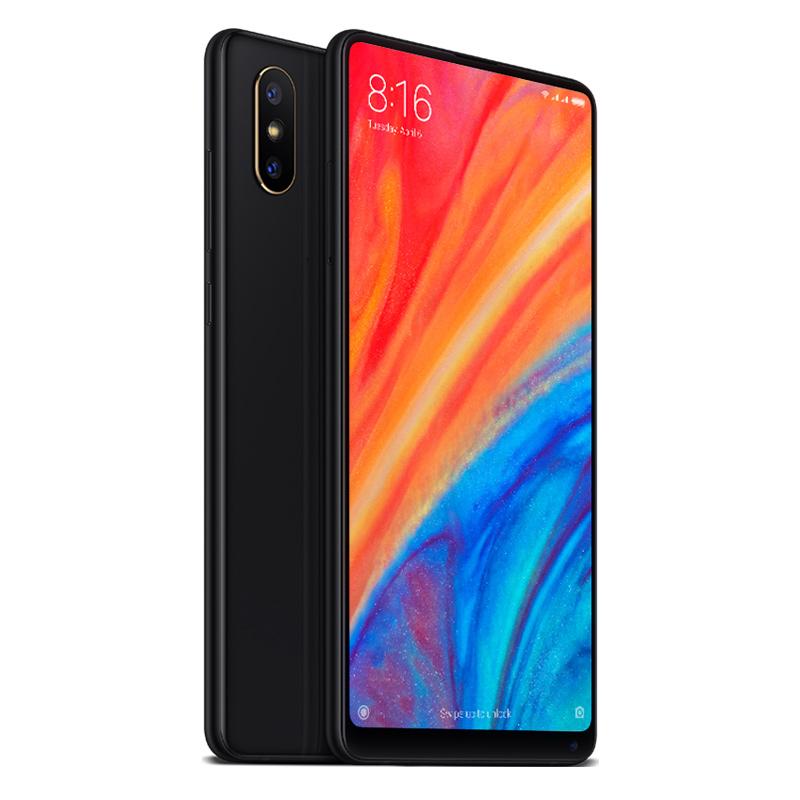 Mi Mix 2S 6/64 Black смартфон xiaomi mi mix 2s 6 64 gb черный