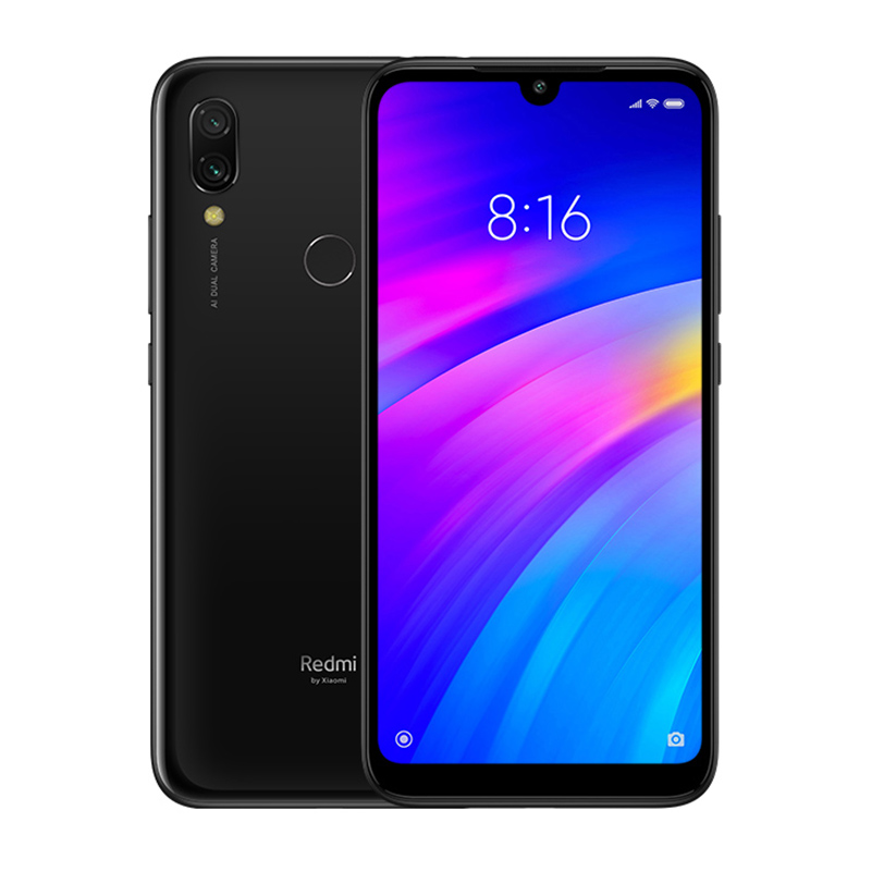 Redmi 7 3/32GB (черный)