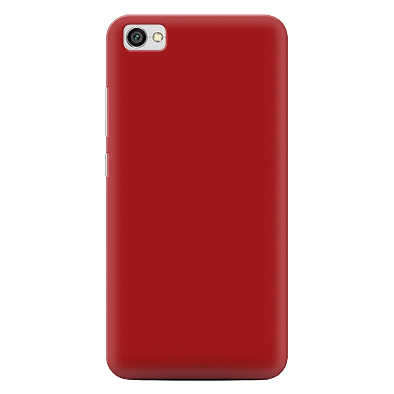 цена на Силиконовая накладка BoraSCO 0,5 мм для Xiaomi Redmi Note 5A Красный