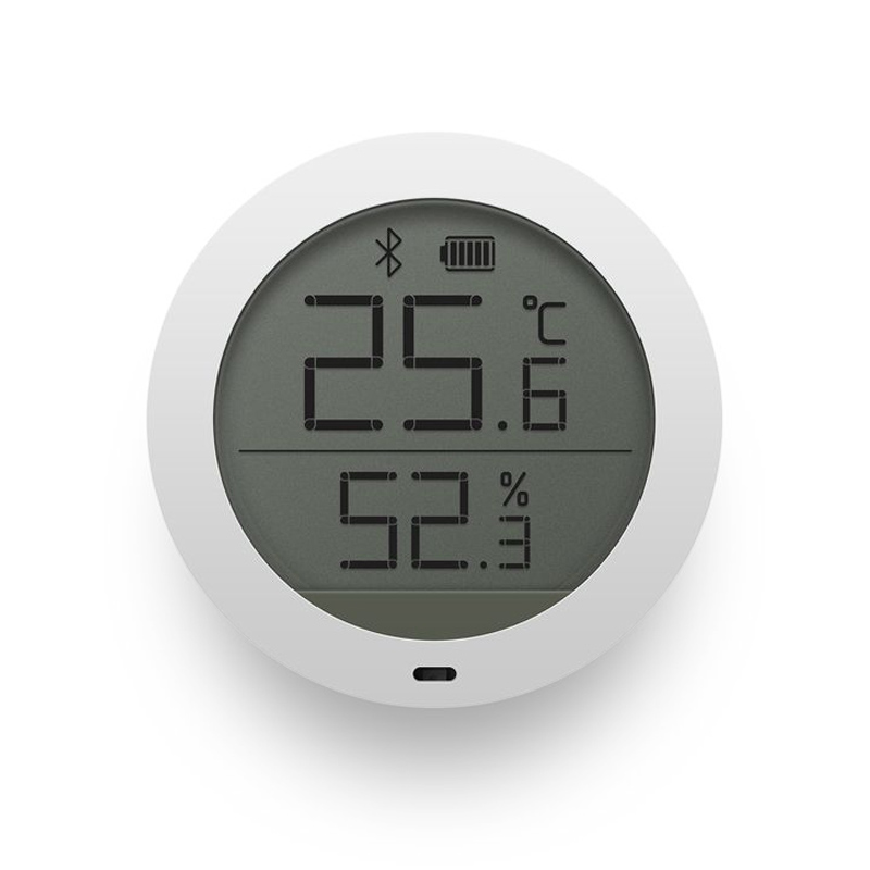 Mi Temperature and Humidity monitor digital carbon dioxide monitor indoor air quality co2 meter temperature rh humidity twa stel 99 points memory taiwan made