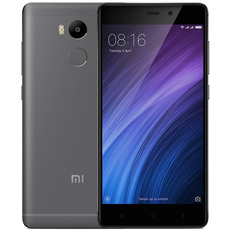 Redmi 4 Prime Gray
