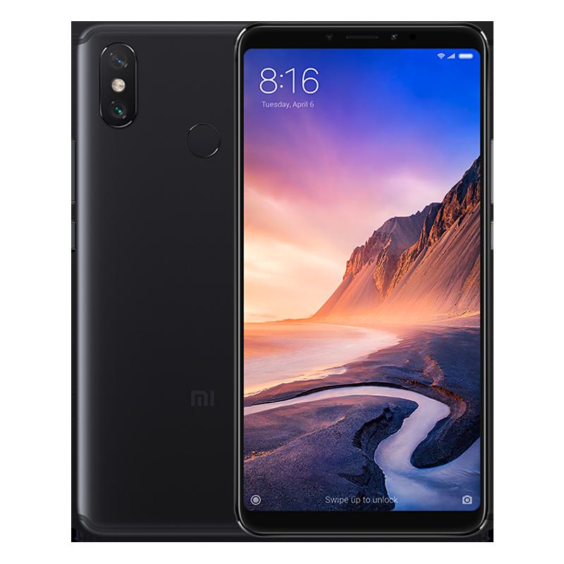 Mi Max 3 Black Xiaomi