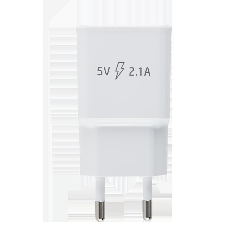 СЗУ Red Line 2 USB (белый) сзу red line tech 3 usb qc 3 0 модель nqc 3a