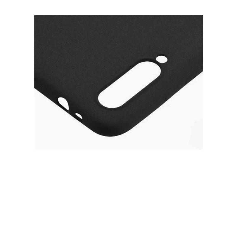 NewLevel Fluff TPU Hard для Xiaomi Mi A3 (черный) от Xiaomi