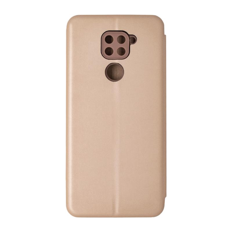 для Xiaomi Redmi Note 9 Shell Case (золотой) фото 2