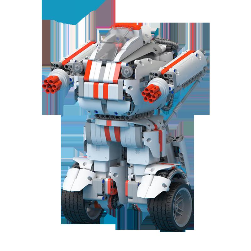 Купить со скидкой Mi Bunny Robot Builder