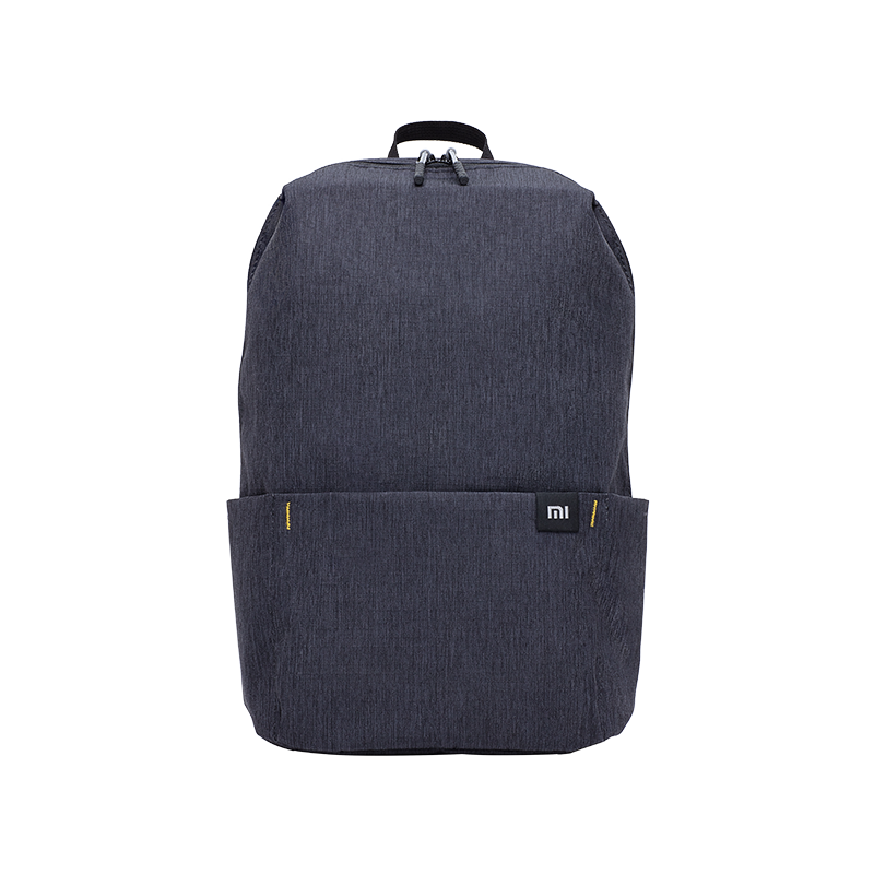 Рюкзак Mi Casual Daypack Black рюкзак xiaomi mi college casual shoulder bag light grey 74484
