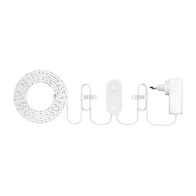 Yeelight LED Lightstrip Plus White xiaomi yeelight smart rgb led light strip tv backlight app control