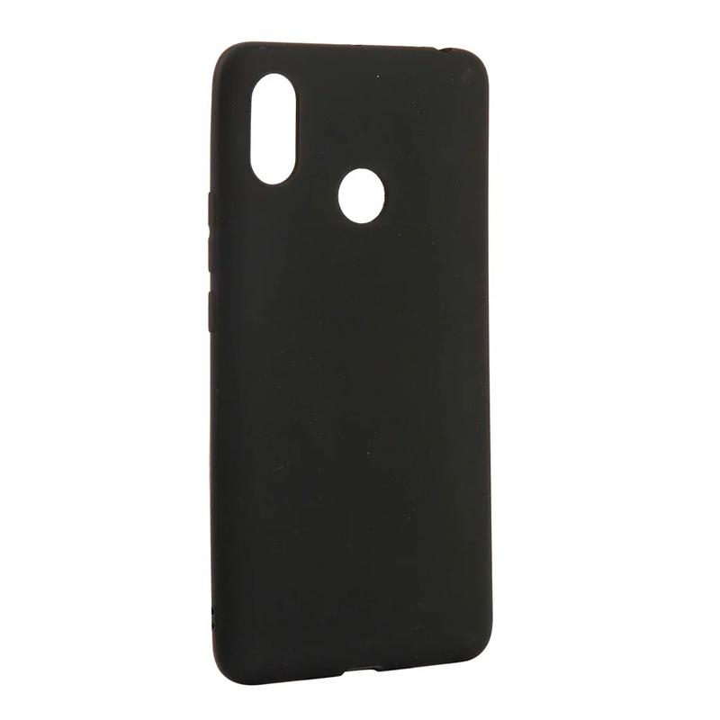 Защитный чехол Mate для Xiaomi Mi Max3 Black nolanseni чехол для багажа высокоэластичная тележка чехол защитный чехол чехол для пыли m код черный 22 24 inch nl2224m