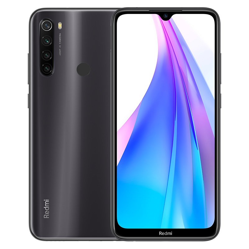 Redmi Note 8T 4/64GB (серый)