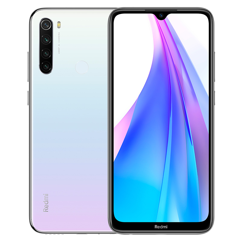 Redmi Note 8T 3/32GB (белый)