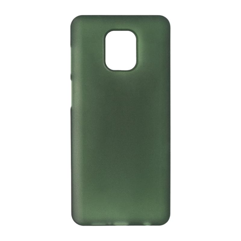 iBox UltraSlim для Xiaomi Redmi Note 9 Pro/ 9S (зеленый)