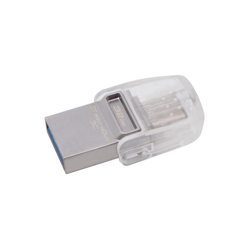 DataTraveler microDuo 3C USB & Type-C 32GB