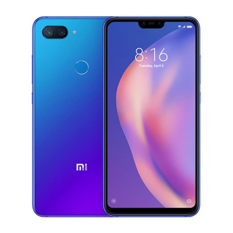 Mi 8 Lite 6/128GB blue