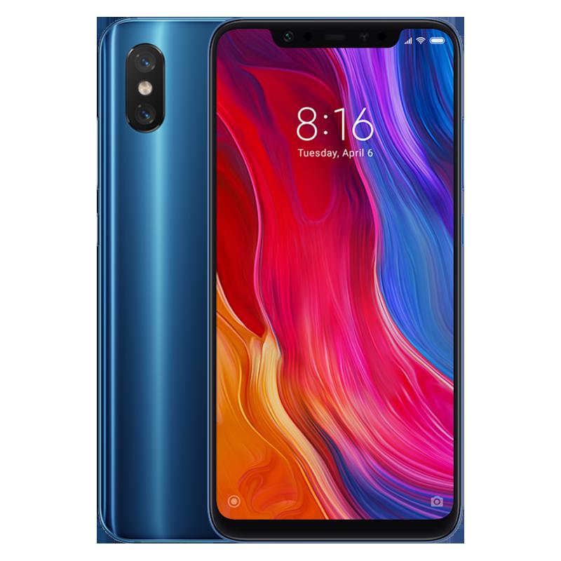 цена Mi 8 6/128GB (синий) онлайн в 2017 году