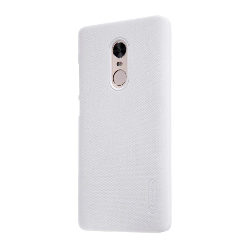 Nillkin Super Frosted Shield для Xiaomi Redmi Note 4 (белый)