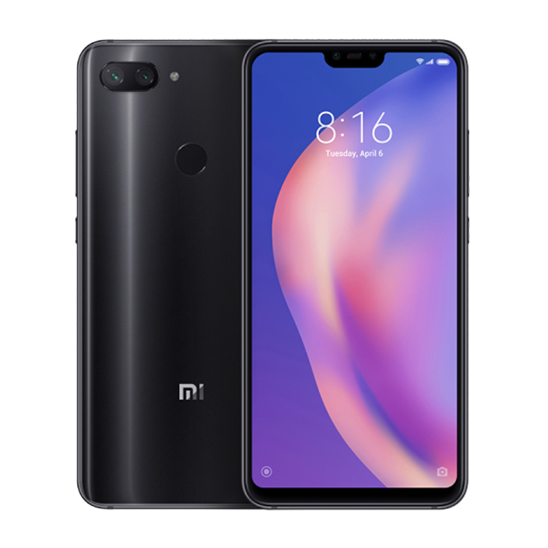 Mi 8 Lite 6/128GB black