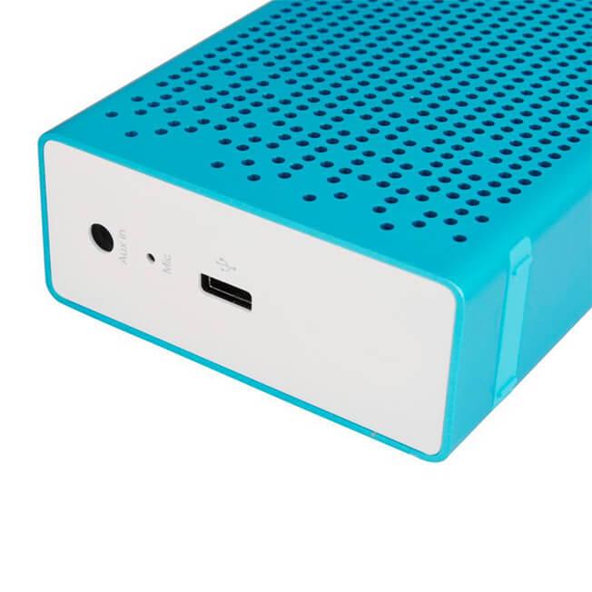 Mi Bluetooth Speaker синяя